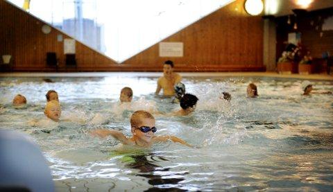 ENGASJERER: Tønsberg kommune spør nå alle innbyggerne om deres mening om nytt badeanlegg. Over 2.000 har allerede gitt sine svar.