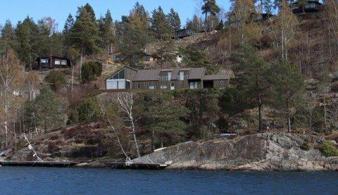 Avslag: Søknaden om å bygge denne hytta på Øytangen på Tverdalsøya gikk ikke igjennom i Arendal kommune.