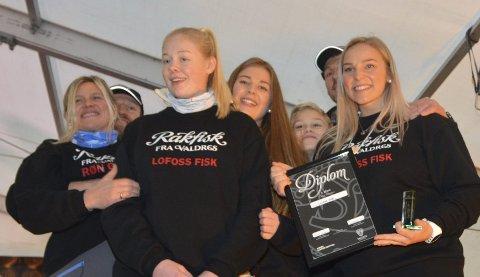 Folkejuryvinnar: Her er Lofoss Fisk på bronseplass under årets fagjuryutdeling, medan dei gjekk heilt til topps under fagjury-kåringa. Lofoss Fisk og Røn Gard har same eigarar. Foto: Karsrud