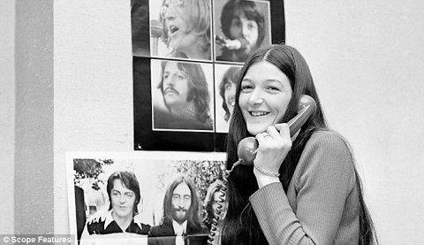 Til Valdres: Freda Kelly blir årets æresgjest på Beatlesfestivalen 12.-14. oktober.