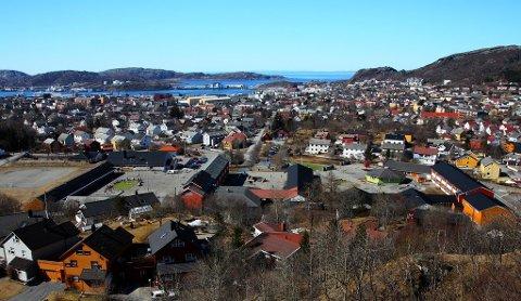 Saltvern skole i Bodø.