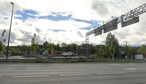 Miljøtorget i Bodø.