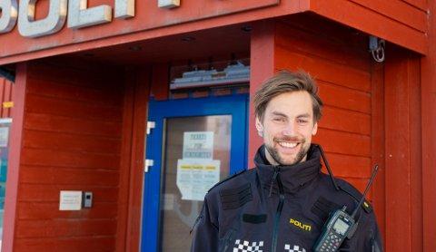 BODØ: Petter Moe (25) ser frem til å stå på ski og bruke naturen i Finnmark.