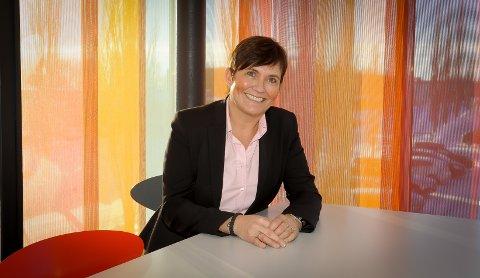 SA OPP: Avdelingsdirektør Gunhild Løkkevol i NAV Vestfold sa opp avtalen med Fønix Horten og satte i gang prosessen for å få en erstatter på plass før nyttår.