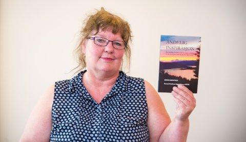 BOK: Anne Korsvold driver med healing, og har skrevet boka «Åndelig inspirasjon».