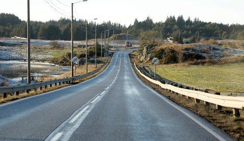 En mann i 20-årene ble tatt i 189 km/t på Helganesvegen på Karmøy fredag kveld.