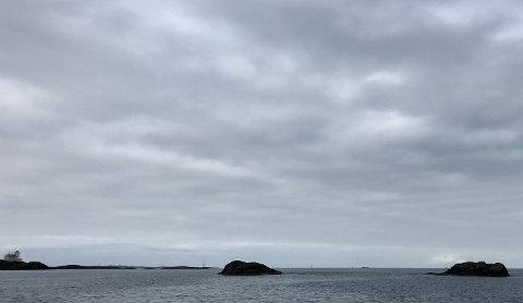 GRÅTT: De første dagene blir grå, litt våte og ganske kjølige.