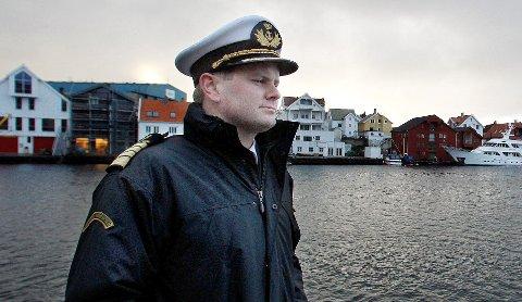SATSER: Havnedirektør Tore Gautesen vil investere i nytt anlegg i Smedasundet.