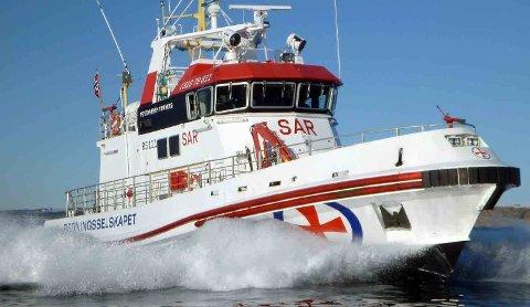 TIL MEHAMN: Fra januar vil redningsskøyta «Peter Henry von Koss» være stasjonert i Mehamn. Dette er klart etter at Redningsselskapet fikk ja i budsjettforliket på Stortinget.