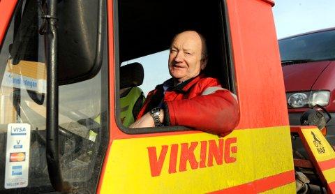 VETERAN: Sigurd Myklebust er ein ringrev innan bilberging.  (Arkivfoto).