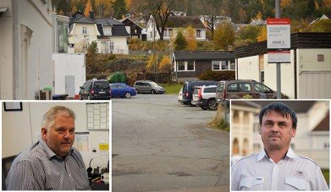 Konflikt: Espen Hansen , daglig leder i Viken Buskerud taxi, påstår at KTT skylder dem penger. Det avviser daglig leder i KTT, Ole Johnny Lislien. Fredag skal KTT etter planen gå ut av Viken taxi, et samarbeid som begge parter mener har vært vanskelig.