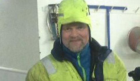 FORSLAG: John Arnet Johansen fremmer et forslag for hvordan E10 over Nappskaret kan blir  tryggere og bedre,