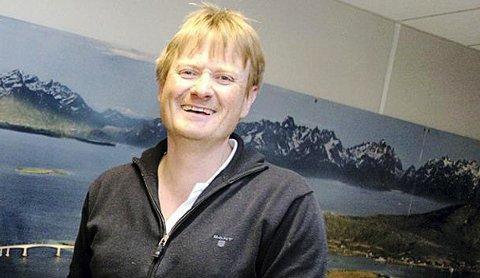 Inge Harald Berg er Nord-Norges rikeste mann.