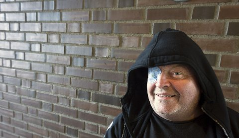 Lei: Harald Faråsengen (61) er lei av å gjemme seg for dem som måtte ønske han død. Etter anken i tingretten må han på nytt møte i retten i den store og alvorlige narkotikasaken i januar.foto:ole kr. Trana