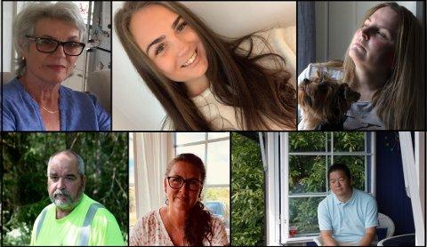 SEKS MENNESKER - SEKS HISTORIER: ØB har snakket med seks helt vanlige mennesker i Nordre Follo om 22. juli 2011 - og hvordan denne grusome dagen fortsatt preger dem ti år etter. I dag er 22. juli 2011.