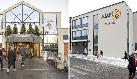 TO NYE BUTIKKER: Den danske butikkjeden Normal satser stort i Larvik. Nå skal de etablere to nye butikker, på Amfi kjøpesenter og Nordbyen kjøpesenter, innenfor én måneds mellomrom.