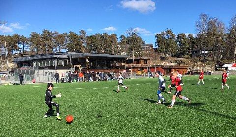 CUP-HELG: Halsens sparket i gang cup-våren med turnering for 13-åringene i helgen. Halsen tar i mot rundt 1.500-spillere i løpet av tre helger.