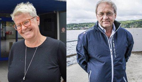 GNISNINGER: Per Manvik (Frp) er sterkt kritisk til plan og bygg. Og han hevder samtidig at kommunedirektør Gro Herheim lovet å rydde opp i avdelingene da hun ble ansatt i fjor.