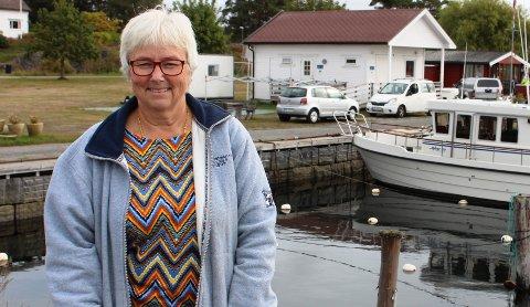 MOLOSLETTA: Vivi-Ann Eek og ektemannen Tormod har sendt en henvendelse til Porsgrunn kommune om utviklingsplaner på Molosletta ved båthavna på Sandøya. Kommunens servicebygg og båtforeningens hus kan rives, for å gi plass til næringsbygg med butikk og bistro.