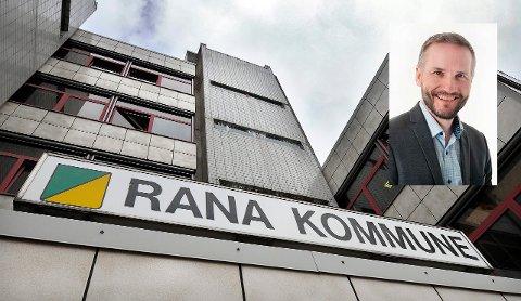 Ni aktører har sendt et felles brev til Rana kommune der de skriver at de opplever kommunen som vanskelige og lite løsningsorienterte. En av dem som har skrevet er advokat Lars Nygaard (innfelt) fra Advokathuset Just.