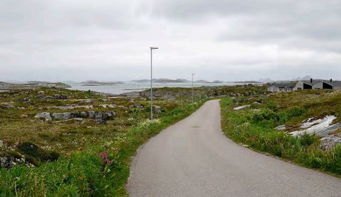 Her i området ser Træna kommune for seg et stort prosjekt med minihotell, badehus, konferanselokale, museum, verksted og kontor med mer.