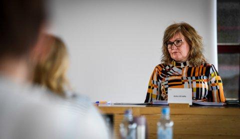 Varaordfører Anita Sollie (H) sier at hun har tett og god kontakt med Høyre sine representanter i Stortinget og regjeringen, og hennes råd er å benytte kontrakten som ligger.