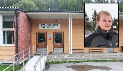 OVERRASKET: Leder i Elsfjord Montessori SA, Ann Kristin Meyer forteller at de er overrasket, men glade for kommunestyrets avgjørelse.
