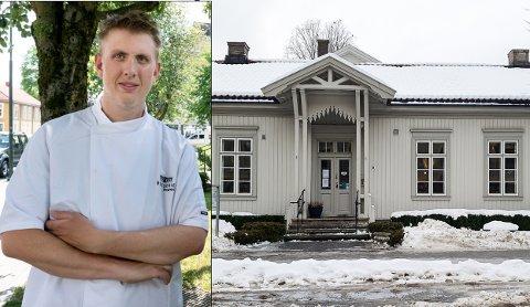 VINTERSTENGT: – Det er små marginer i å drive restaurant uansett, og det blir ikke akkurat bedre i en slik situasjon, sier fungerende daglig leder Odd Ivar Haglund i Brasserie Fengselet.