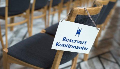 TINN: Ti ungdommer konfirmeres på Rjukanhuset 23.oktober.