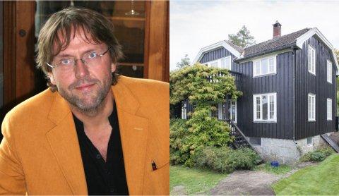 SELGER: Cembalist, Knut Johannessen flytter ikke langt, men det er allikevel trist å selge det som har vært hans hjem i 19 år.