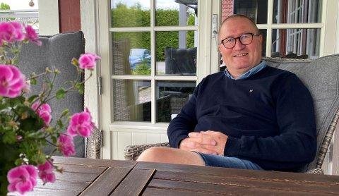 NÅ ER DET SLUTT: Etter 12 år på Stortinget er det politiske liv over for Geir Jørgen Bekkevold, KrF. - Hva jeg skal drive med framover aner jeg ikke, sier han.