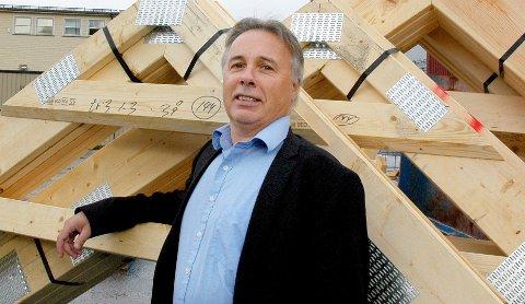 En blanding av finansielle plasseringer og investeringer i eiendom er bakgrunnen for Erik Ohrs suksess som forretningsmann. Dette bildet av Ohr ble tatt for noen år siden.