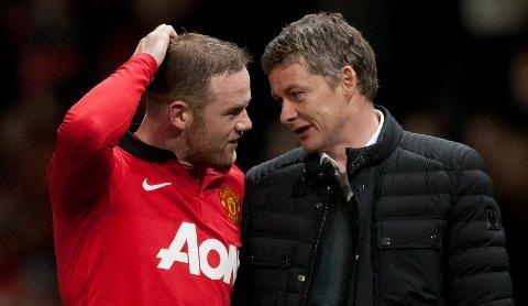 – Jeg tror spillerne må frykte noen. De må frykte Ole Gunnar, sier Wayne Rooney.