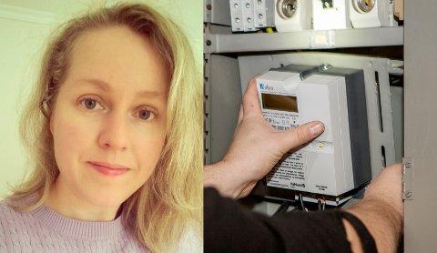 FRITAK: Skagerak Energi har gitt flere hundre kunder fritak for de nye strømmålerne etter attest fra lege eller psykolog. Marianne Marthinsen-Sall reagerer på at disse kundene må ut med et årlig gebyr på 2.370 kr.