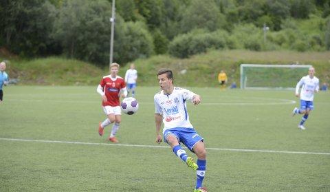 Ivar Unhjem står med 18 mål så langt i sesongen.