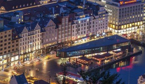 Bergen sentrum kan få nullutslippssoner for å minske CO2-utslippet. Dette får lunken respons fra flere bergensere.