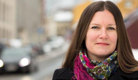 GENERALSEKRETÆR: Randi Hagen Eriksrud i Av-og-til.