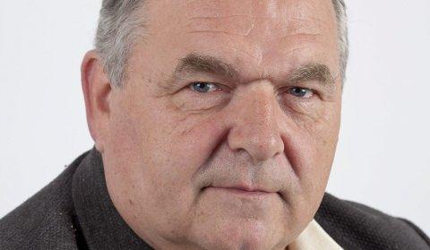 Journalist Knut Magnussen