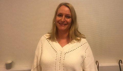 FEKK JOBBEN: Anja Korneliussen var ein av 13 søkarar til jobben som ny leiar for krisesenteret.  Ho startar i jobben i april neste år.