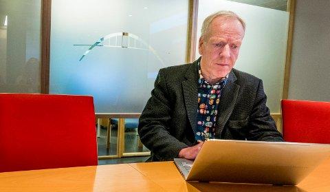 KREVENDE: IT-sjef Ketil Johansen er lite fornøyd med situasjonen kommunen har havnet i etter den store oppgraderingen av systemene i vår, og hvordan man leverandøren nå følger opp. - Kritisk, kaller han situasjonen i en epost til Evry.