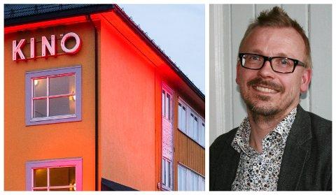 STENGT: Brandbu kino er helt stengt, men Torstein Nybø er klar til å åpne så raskt det blir mulig.