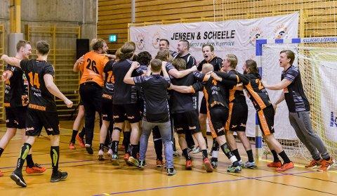 ENORM INTERESSE: Halden Topphåndball spiller cupfinale i Oslo Spektrum, og over 1.000 haldensere har allerede sikret seg billett.