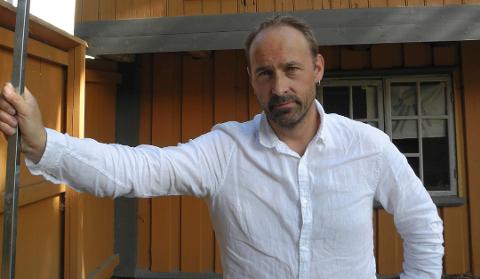 SNART KLART FOR KONKURRANSE: Kultursjef Stein Wilhelmsen gleder seg til å lyse ut  idékonkurranse for Torget og håper på mange spennende innspill.