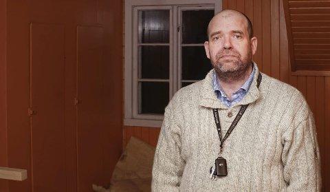 MELDER OPPBUD: Roy Aslaksen melder oppbud på Bavas AS.