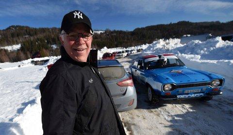 AVLYSER: - Det er med tungt hjerte vi avlyser, sier løpsleder Kjell Myhr. FOTO: OLE JOHN HOSTVEDT