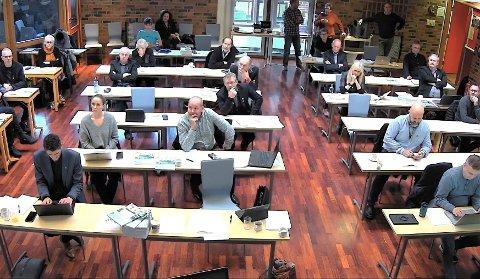 Kommunestyret ble tirsdag orientert om anbefalinger i skolestrukturen.