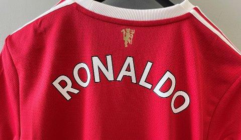 STORSIGNERING: Da Messi signerte for PSG, fikk den norske trykkerifabrikken Avery Dennison NTP inn bestillingene på forhånd. Det skjedde ikke da Cristiano Ronaldo signerte for Manchester United noen uker senere.