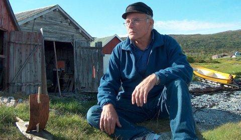 """Helge Stangnes bidrar til markeringa av dagen med det han selv kaller et """"litt utypisk førstemai-dikt""""."""