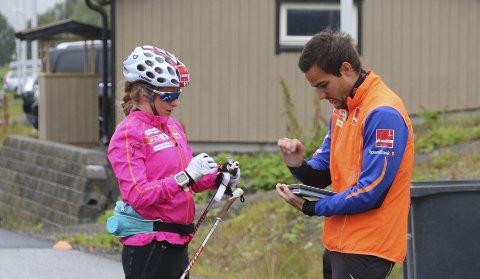 Trener for Team Nord-Norge Kristan Skogstad tar ingen herreløpere med seg til sesongåpningen på Beitostølen. Jentrene og Emilie Kristoffersen får går der.