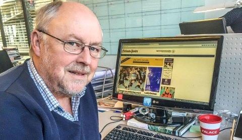 Redaktør i Østlands-Posten, Per Marvin Tennum